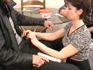 french mature twofold penetrated