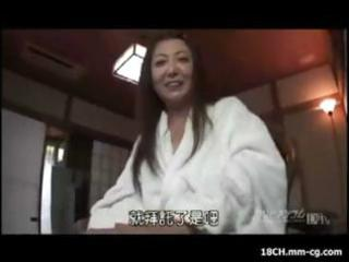 hot japanese lady pleases before she obtains