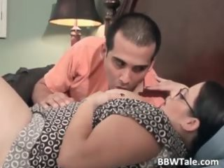 awesome and fat lady likes into juicy mouth part1