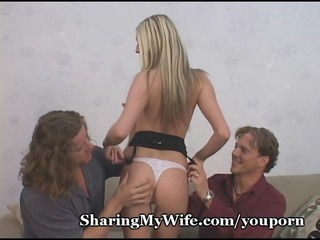 dynamite girlfriend shared with hot libido