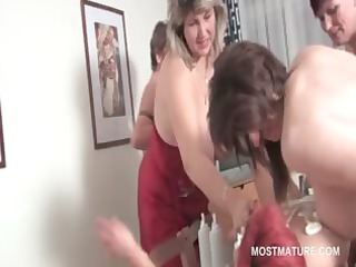 group sex lesbo matures suck cave and copulate
