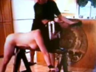 fucker spanking lady for laying al fresco showed