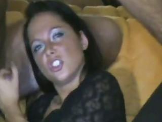 lady butt fucking