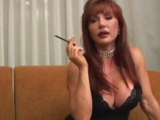 cougar vonda smoking and piercing
