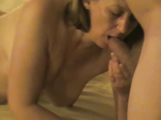 more mature babe cock sucking