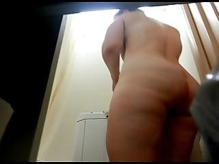 bushy housewife primary voyeur plz comment
