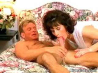 desperate and awesome mature brunette obtains