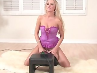 diana baby extremely impressive sexy sybian drive