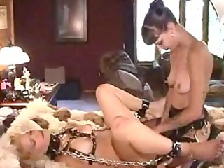 grownup homosexual woman bondage and spanking