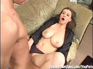 big breast fresh mature babe