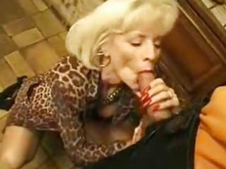 awesome lady seduces and fucks these male