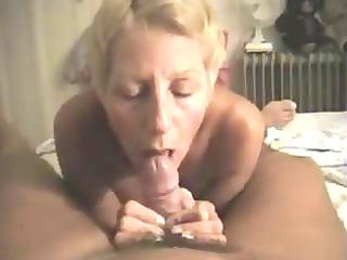 nudist filming his maiden giving him a fellatio