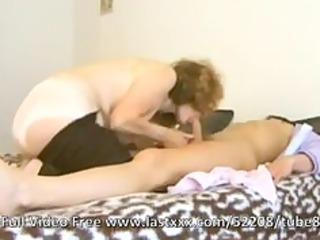 granny massage copulate