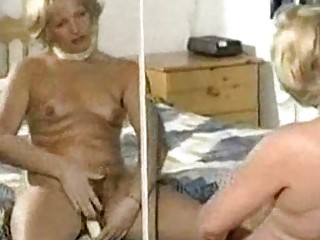 shaggy older  slow play and plastic cock please