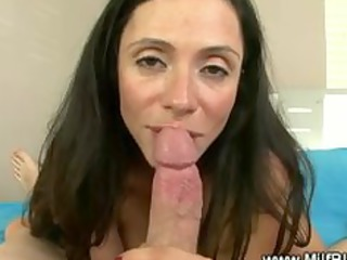 naughty woman plays  next dick sucking and russian