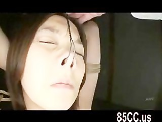 giant breast woman bdsm abuse 02