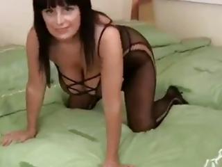 lady into bikini