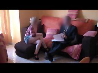 spy milf fucks commercial agent