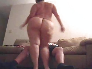 fat housewife with large anal gangbanged