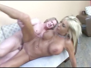 blond lady begs for a creampie