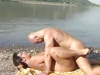 milf at shore