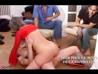 naughty woman whores into group porn are blowing
