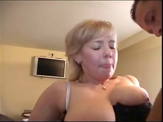 german milf takes fucked