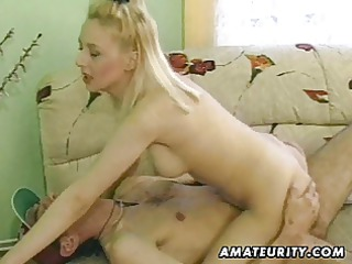 extremely impressive blond inexperienced milf