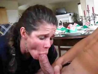 mature cum sucker