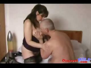 pregnant milf gets drilled uneasy