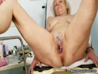 nurse abusing a feminine grandma part3