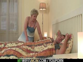 she copulates her son inside law as he sleeps