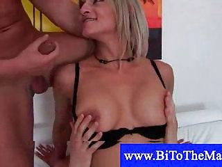 bisexual muscled american bang his housewife