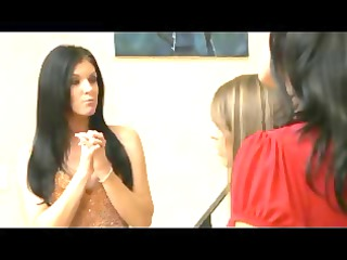 homosexual woman elderly mother fresher lady