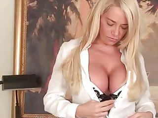 jumbo boobed milf lady pleasing inside sexy