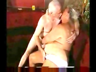 grannies and grandpas are into a swingers