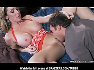 son finds bigtit pale mature babe lady cheating