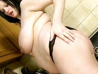 naughty pregnant woman