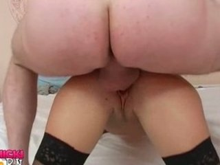 high shoes nylons fuck for awesome housewife