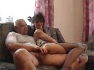cougar young maiden  pierce with sperm