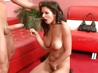dirty woman april blossom wraps her awesome juicy