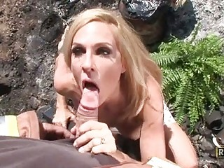 super woman angelina attison fills her horny oral