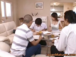 miki sato natural eastern  mother part1