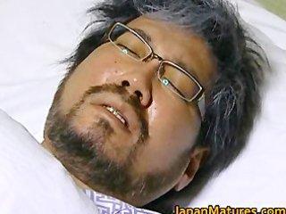 japanese mature babe has horny fuck free jav part4