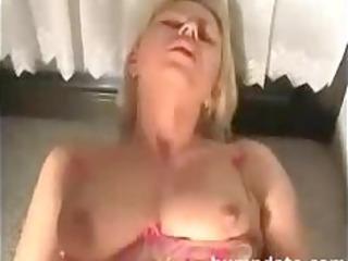 sweet blonde maiden obtains her tight butt drilled