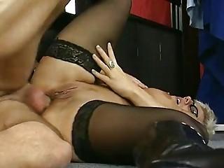 german mature babe pretty shape ass  clip