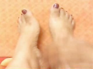 feet my super arabic housewife