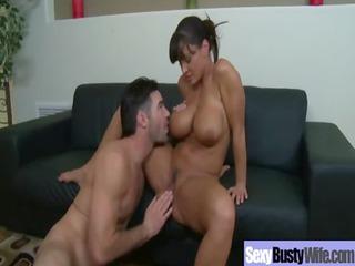 big tits housewife get gang-banged unmerciful