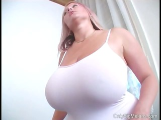 lisa orsolya giant boobs please