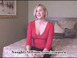 cougar wife takes cumshots